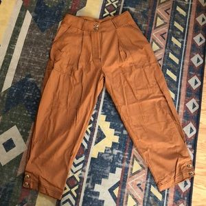 NWOT Forever 21 High Rise Ankle Pant